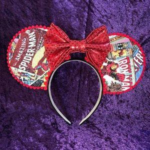 Marvel Disney Minnie ears